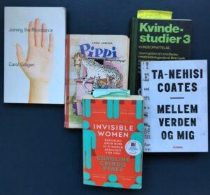 Bøger Torsdagssalon 110221